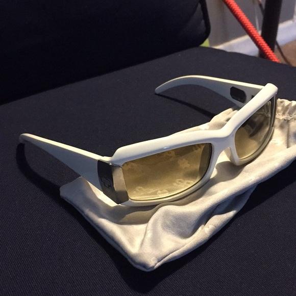 52b5ee7f23 Spy Optic Abbey White Sunglasses